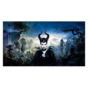 Maleficent. Размер: 110 х 60 см